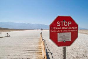 Death Valley rondreis Californie