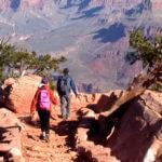 Wandelen door Grand Canyon