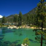 Lake Tahoe, Nevada, rondreis West-Amerika, VS,