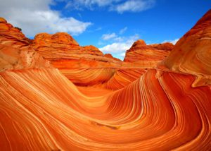 The Wave, rondreis Arizona