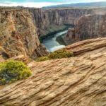 Colorado Plateau, rondreis door West-Amerika, VS, natuur