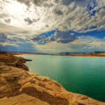 Colorado Plateau, rondreis door West-Amerika, VS, natuur, Lake Powell