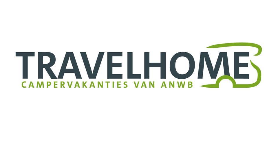 Het logo van Travelhome